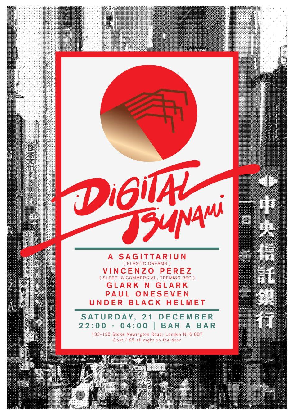 Digital Tsunami: A Sagittariun