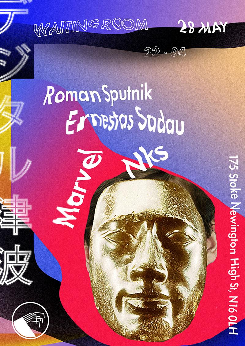 Digital Tsunami: Ernestas Sadau, Roman Spuntik & More