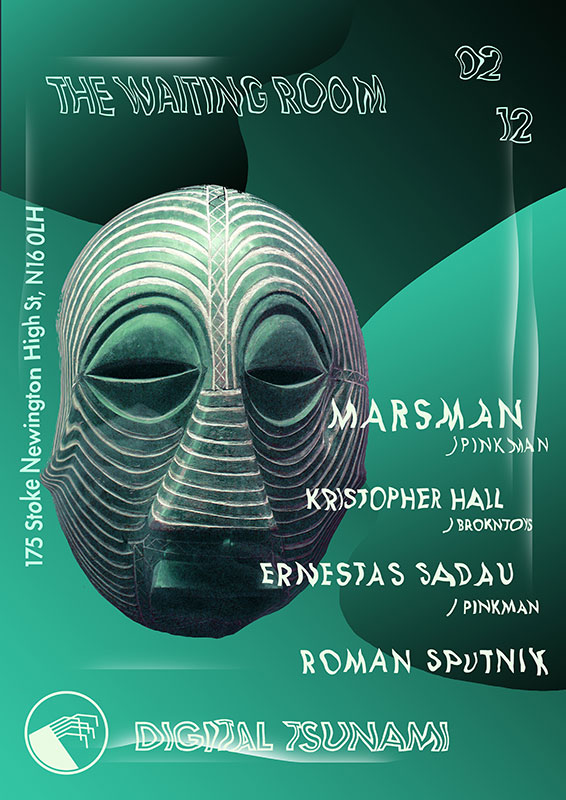Digital Tsunami: Marsman