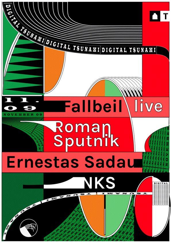 Digital Tsunami: Fallbeil Live