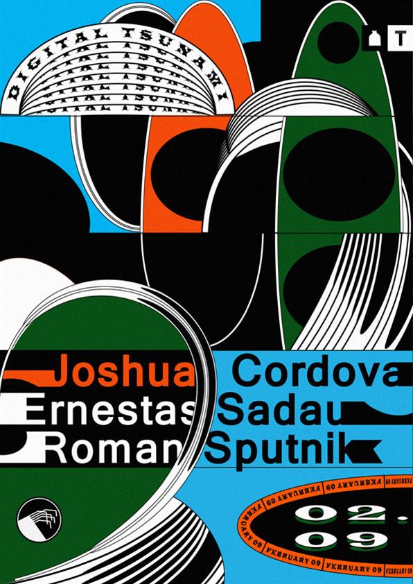 Digital Tsunami: Joshua Cordova