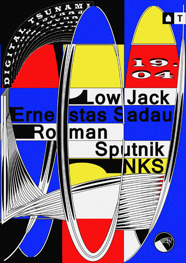 Digital Tsunami: Low Jack