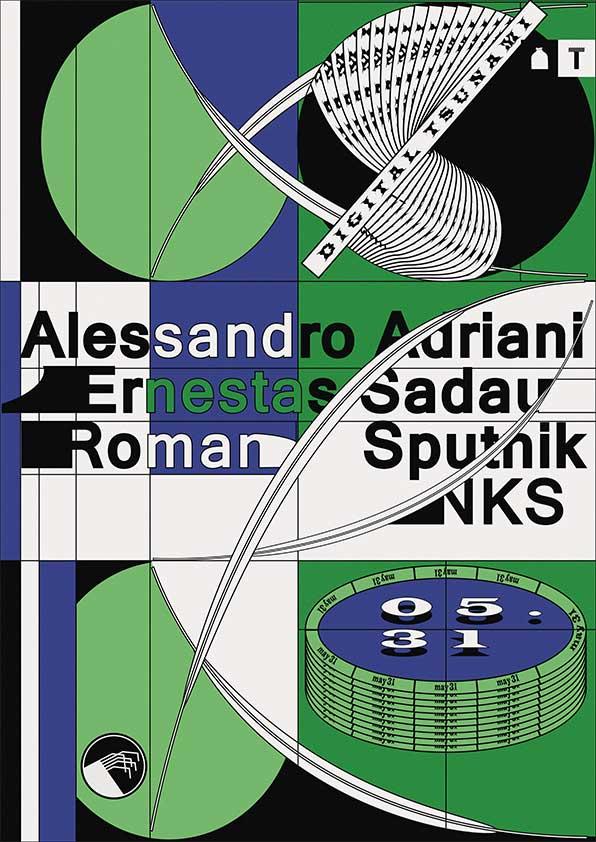 Digital Tsunami: Alessandro Adriani