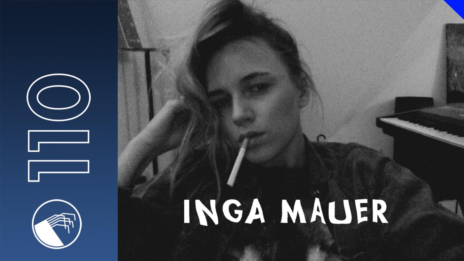 110 Inga Mauer