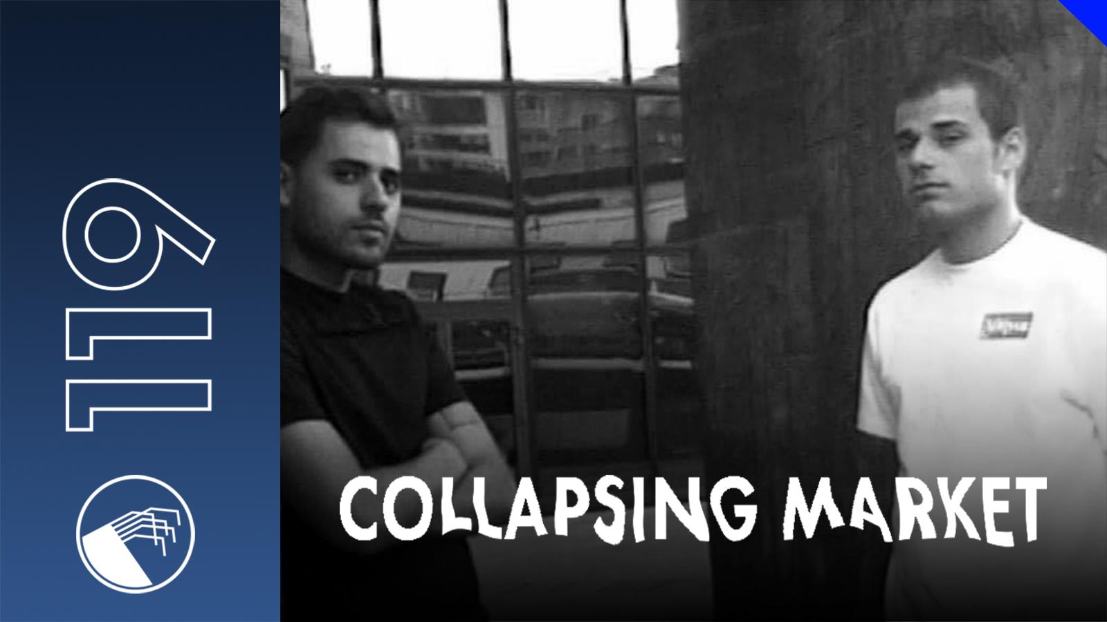 119 Collapsing Market