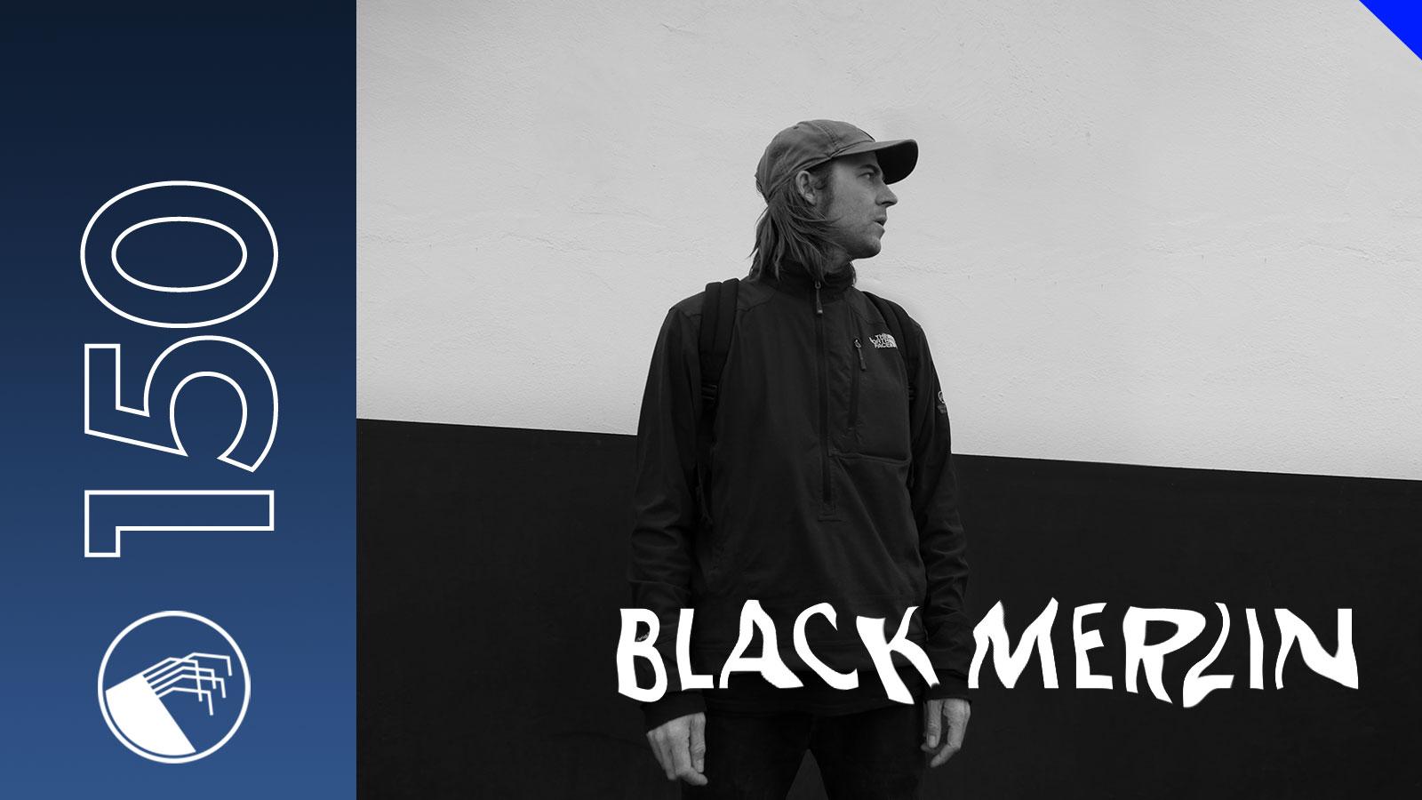 150 Black Merlin