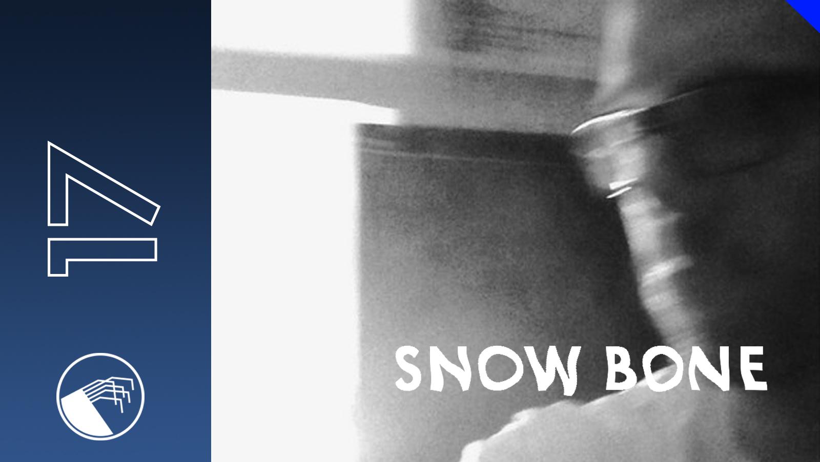 017 Snow Bone