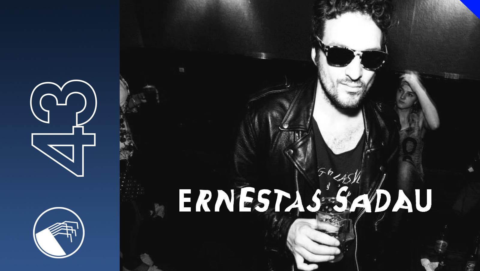 043 Ernestas Sadau